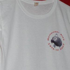 Alex Memorial Shirt
