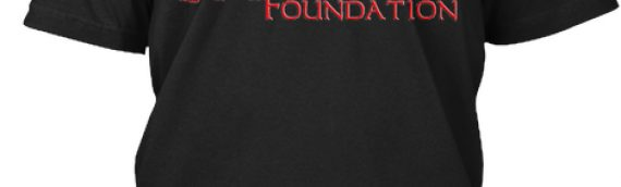Limited Edition The Alex Foundation T-Shirts Now Available