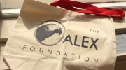 Holiday Raffle #1 - Vintage Alex Foundation Tote Bags